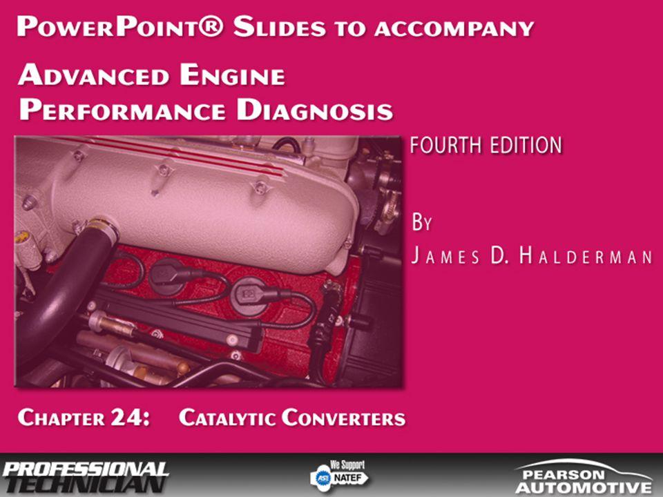 Advanced Engine Performance Diagnosis, 4/e By James D.