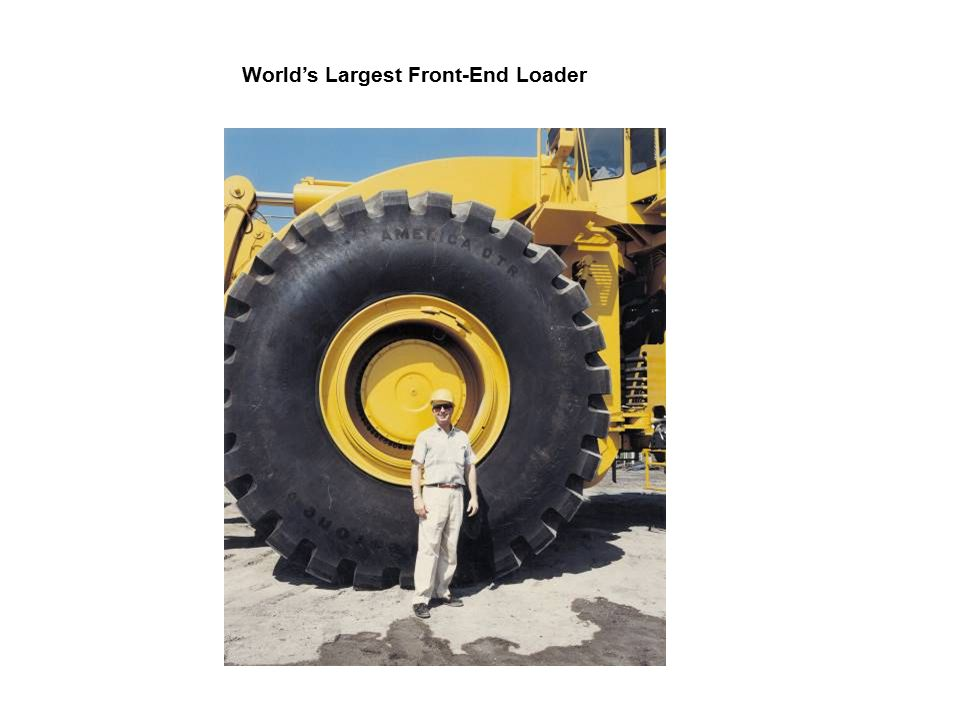 World's Largest Front-End Loader