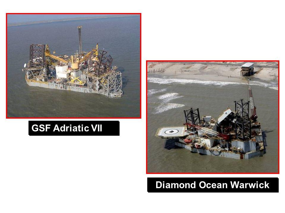 Diamond Ocean Warwick GSF Adriatic VII