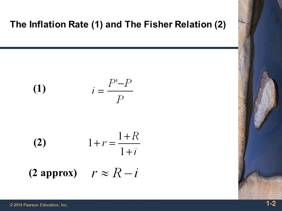 1-2 © 2014 Pearson Education, Inc.