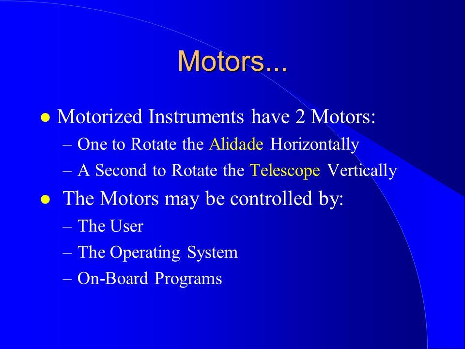 ATR Resolution Modes