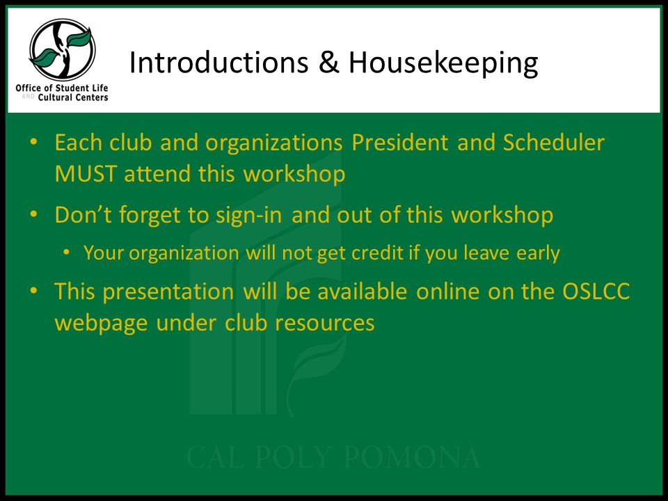 Executive Order 1041 Student Travel- Forms All travel forms can be found on the OSLCC website under club resources; ASI Business services webpage or the University Risk Management webpage