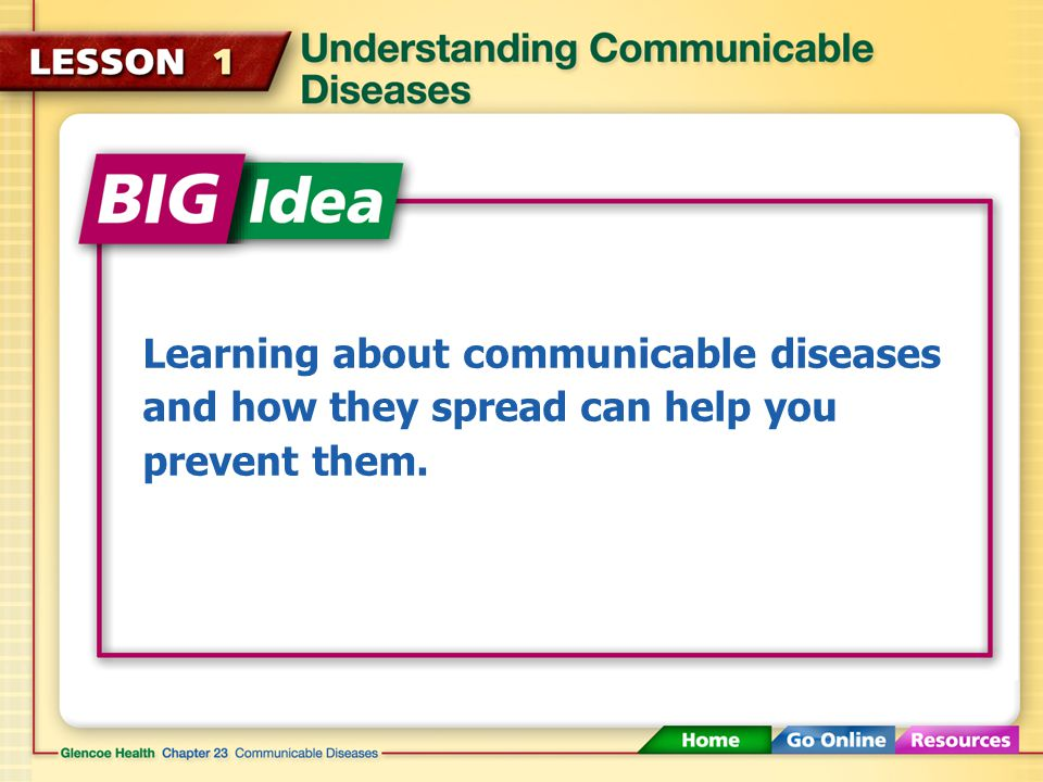Today's Objectives Explain how a communicable disease occurs. Explain the difference between bacteria and a virus. Describe at least 2 ways pathogens