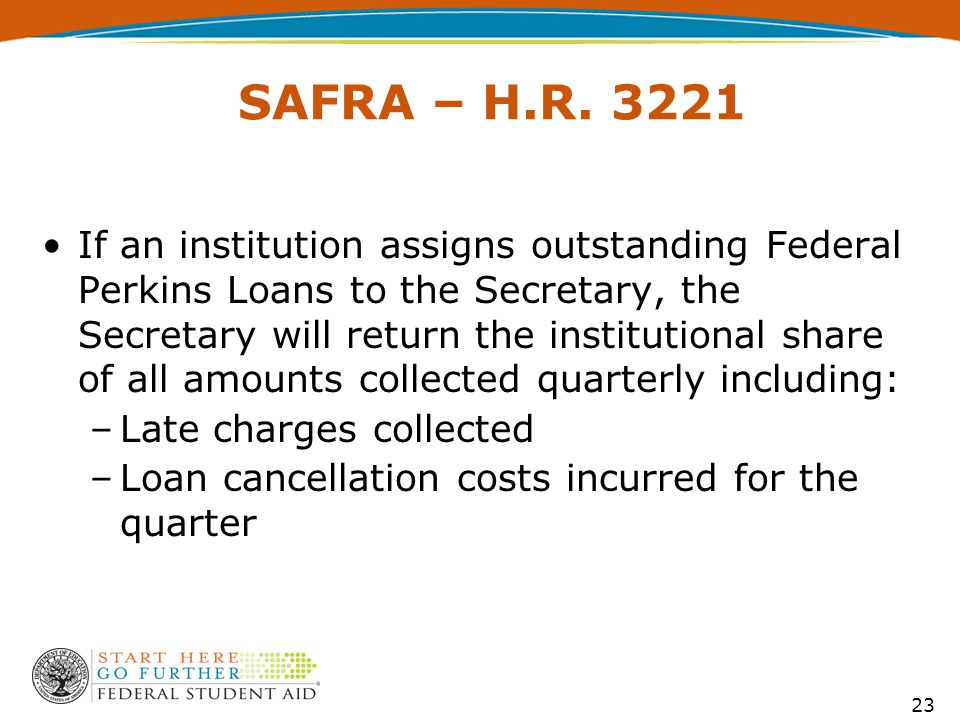 SAFRA – H.R.