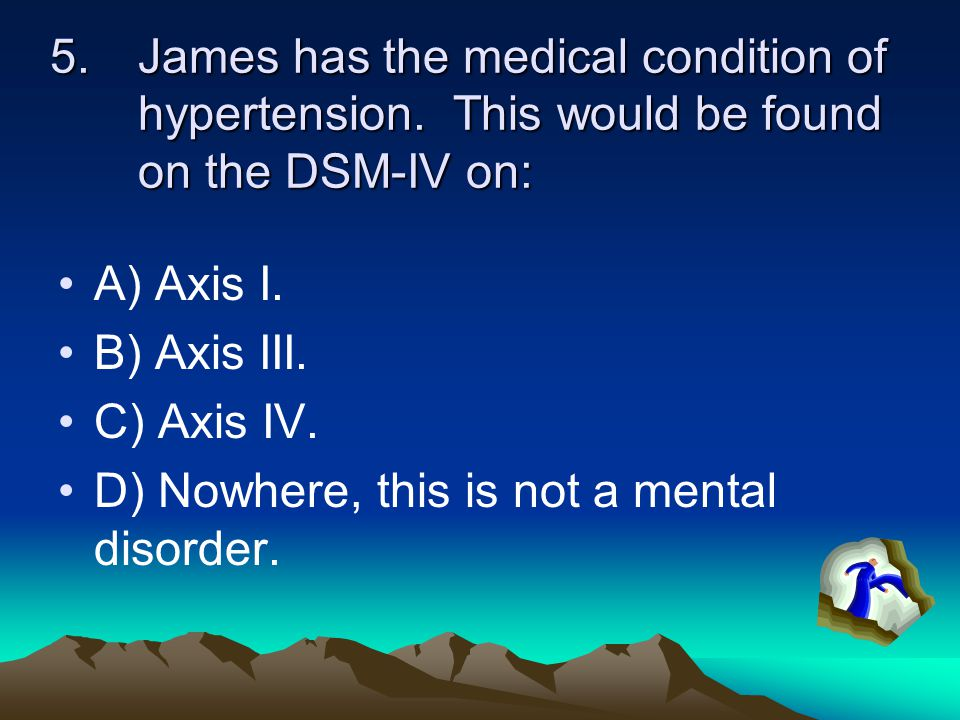 16.Mood disorders are characterized by the emotional extremes of: A) depression and anxiety.