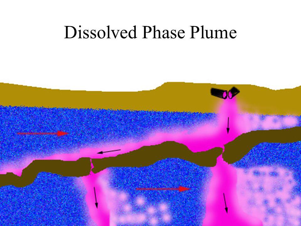 Dissolved Phase Plume