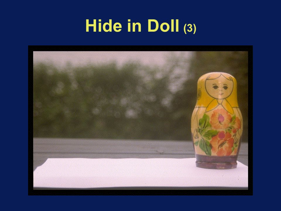 Hide in Doll (3)
