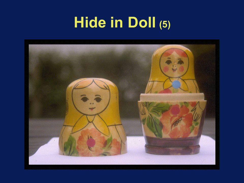 Hide in Doll (5)