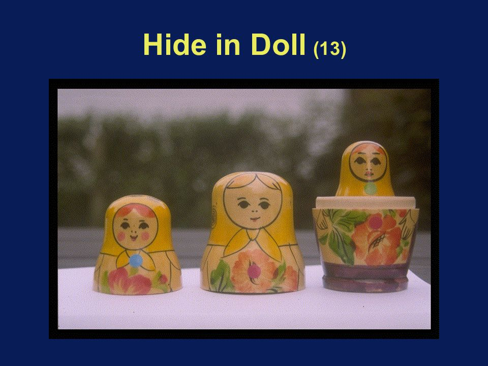 Hide in Doll (13)