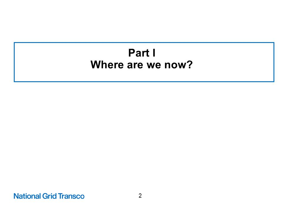 3 US Transmission Grid Needs Improvement  US Investments are falling behind the rest of the world.