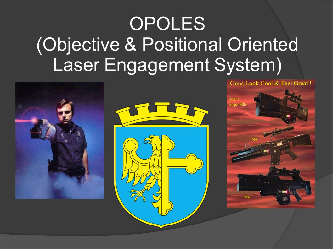 Objective  To create a highly modular base laser tag system.