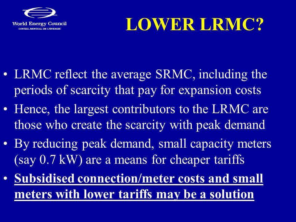 LOWER LRMC.