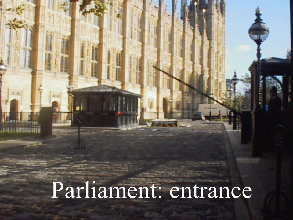 25 of 102Pondering Perimeters Parliament: entrance