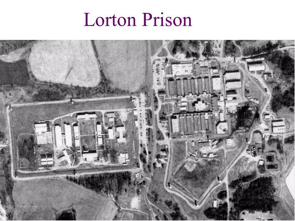 5 of 102Pondering Perimeters Lorton Prison