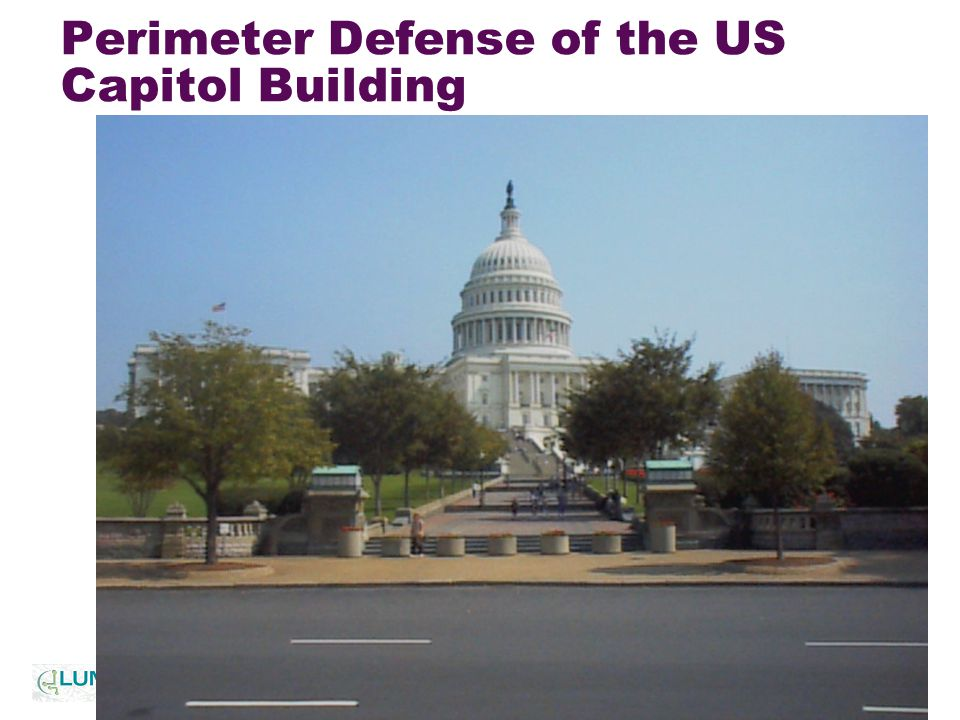 7 of 102Pondering Perimeters Perimeter Defense of the US Capitol Building