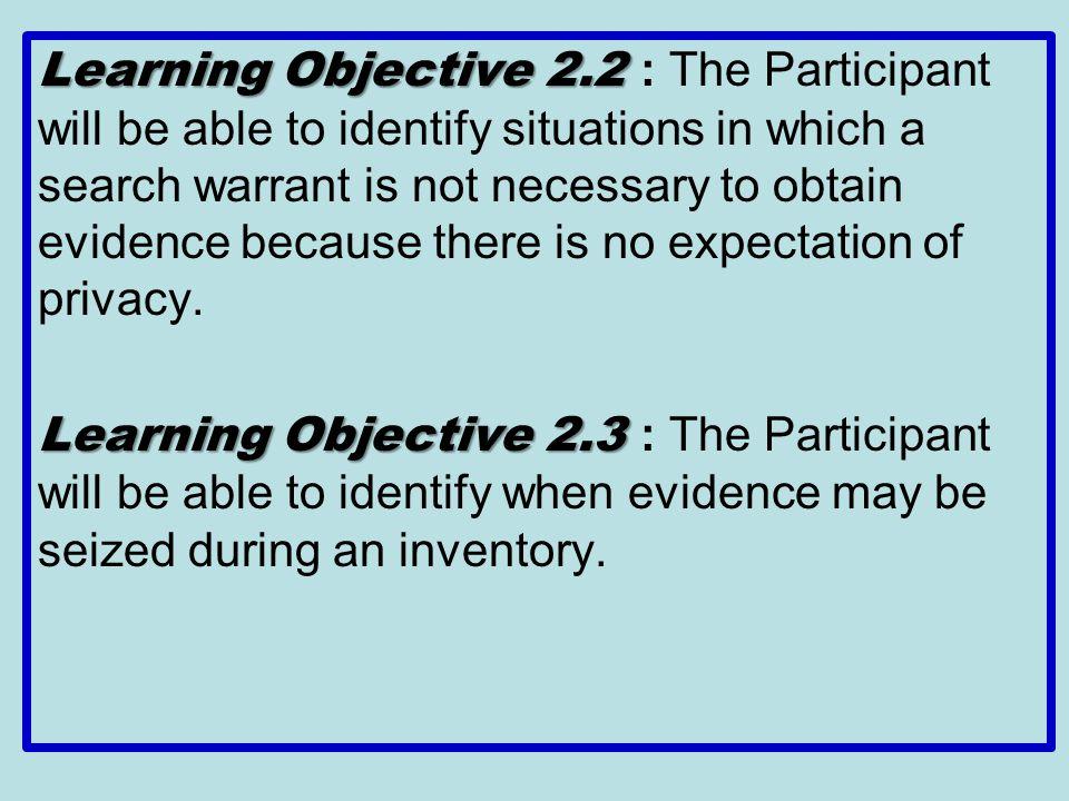 G.Imminent Destruction of Evidence Continued: 5.Imminent destruction of evidence cases – Continued: g.Nesloney v.