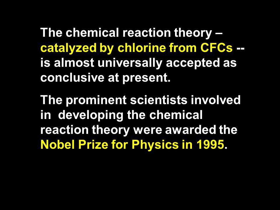 Simultaneous measurements of ozone (O3) and chlorine monoxide (ClO)