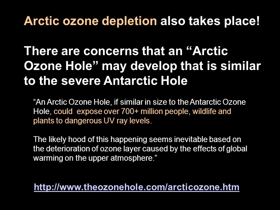 Stratospheric Atmospheric Circulation Determines this Distribution Ozone production highest in tropics but stratospheric circulation distributes it poleward