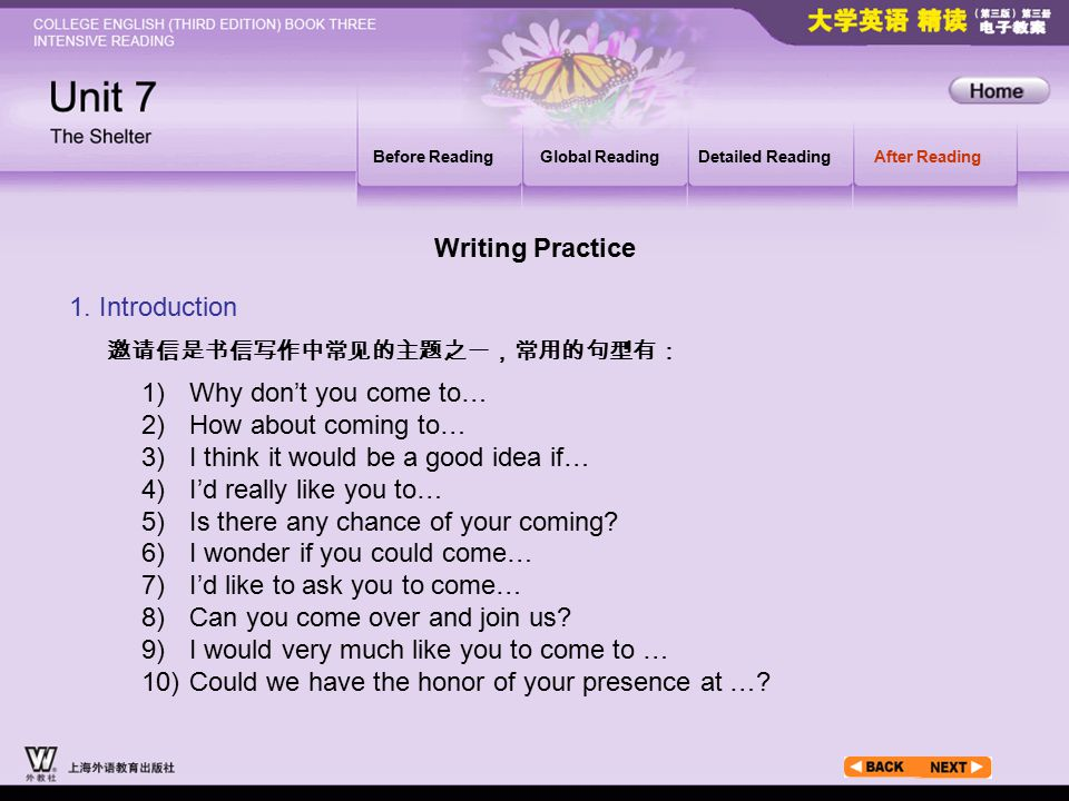 After Reading_ 6_1_1 Writing Practice Before ReadingGlobal Reading 1.