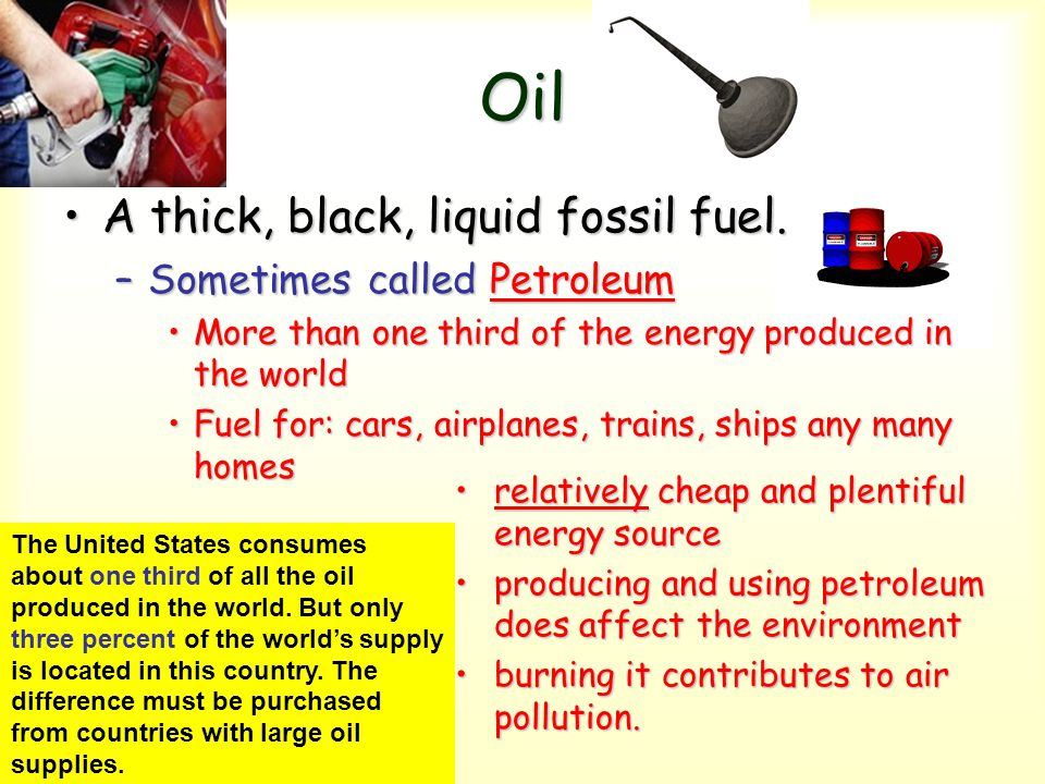 Oil Finding oil is difficultFinding oil is difficult –Use sound waves to test an area for oil –Measure echoes –Measure time sound waves travel through solid rock or liquid oils.