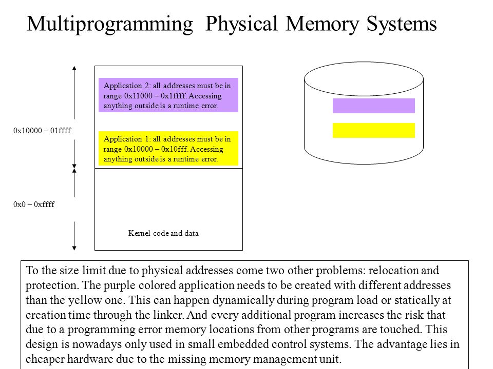 Protecting Memory Segments Text Data Stack make stack page entry NO EXECUTE to prevent buffer overflow attacks.
