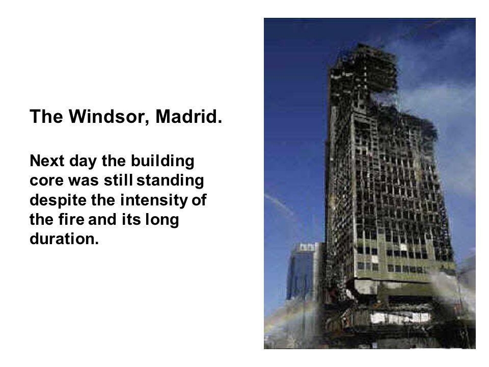 The Windsor, Madrid.