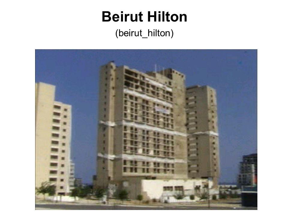 Beirut Hilton (beirut_hilton)