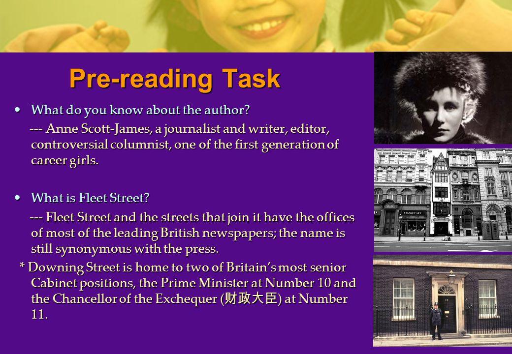 Part II Reading & Language Activities Pre-reading TasksPre-reading TasksPre-reading TasksPre-reading Tasks Read the TextRead the TextRead the TextRead the Text Post-reading TasksPost-reading TasksPost-reading TasksPost-reading Tasks Words & ExpressionsWords & ExpressionsWords & ExpressionsWords & Expressions Language Work (A, B, C)Language Work (A, B, C)ABCABC