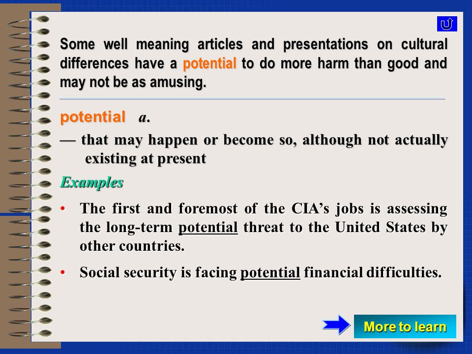 Some well meaning articles and presentations on cultural differences have a potential to do more harm than good and may not be as amusing.