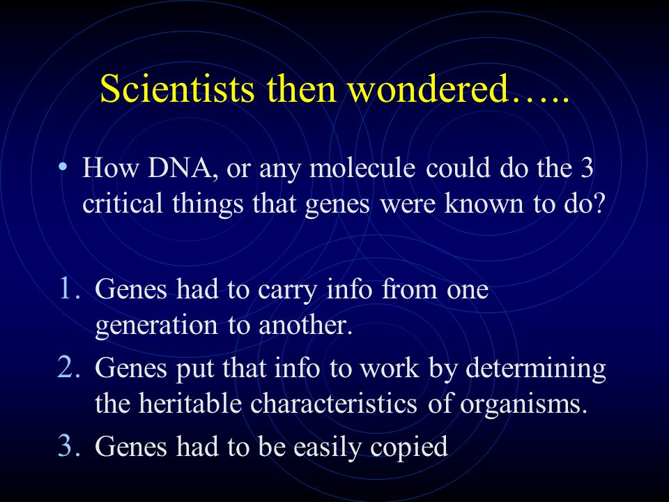 End result: Genetic material of the bacteriophage was DNA, not protein.