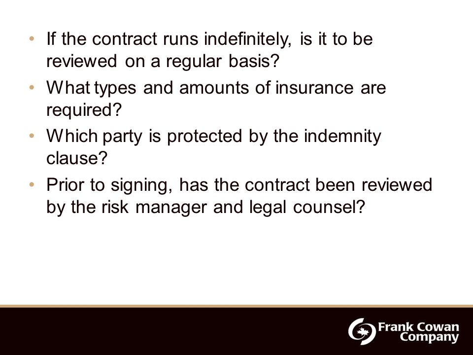 Parties to Consult 1.Lawyer A contract is a legally binding agreement between 2 or more persons for a particular purpose