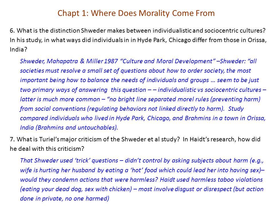 Chapt 9.Why are we so Groupish.