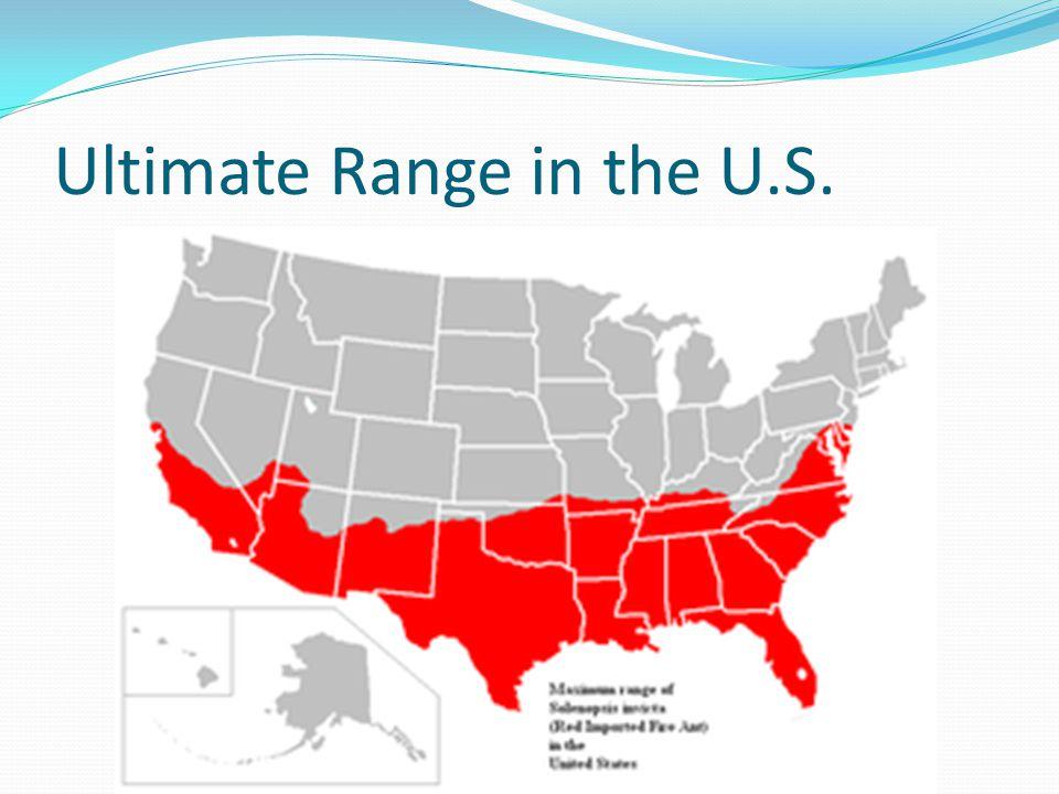 Ultimate Range in the U.S.
