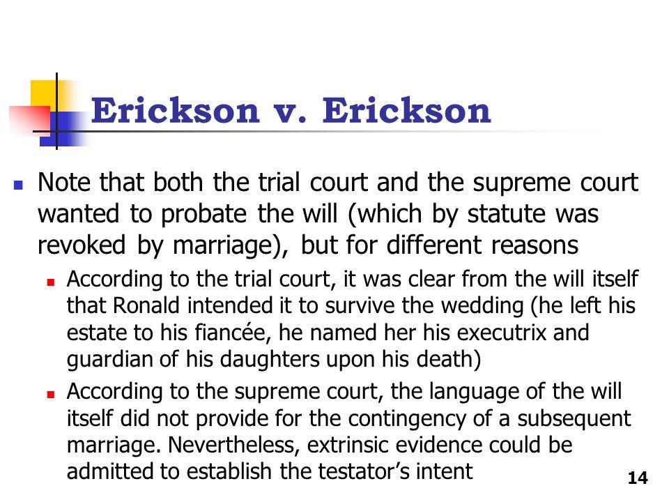 Erickson v.