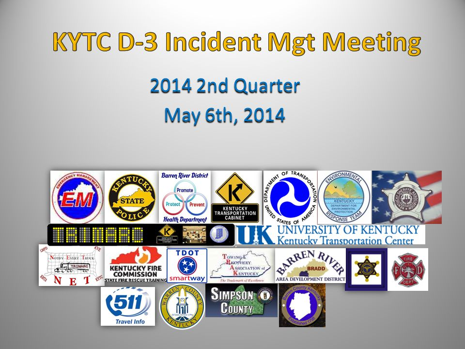 2014 2nd Quarter May 6th, 2014