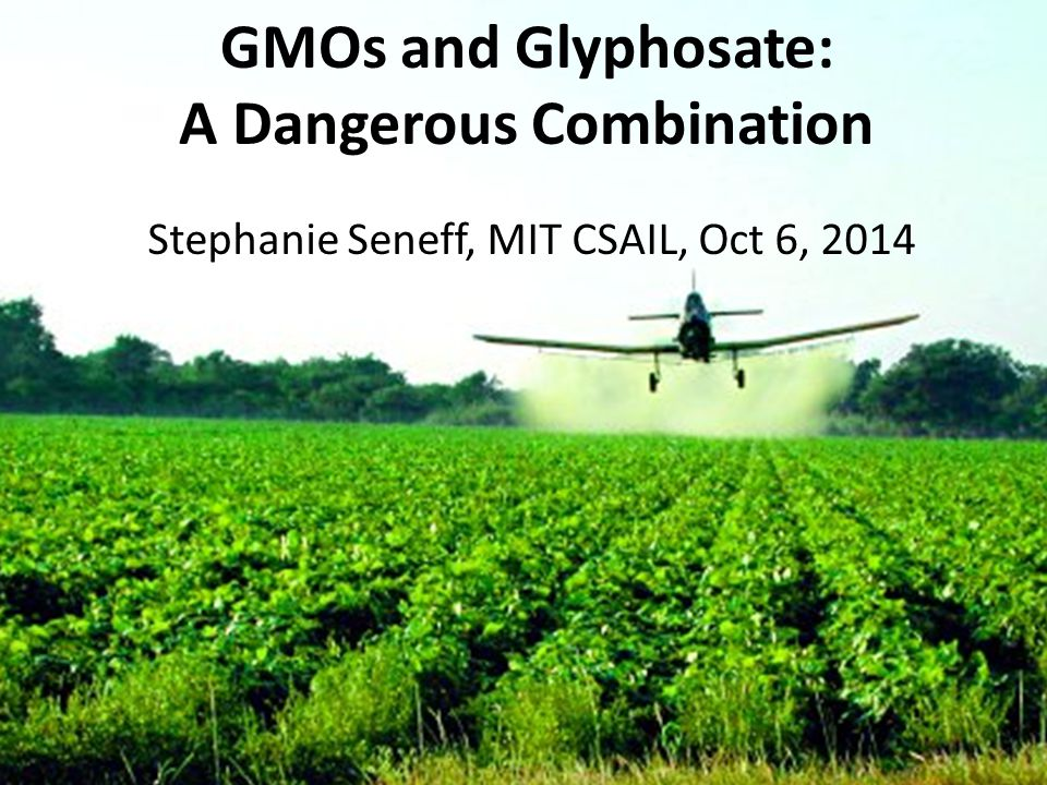 These biological effects of glyphosate align remarkably well with the complex disease profile of autism spectrum disorder