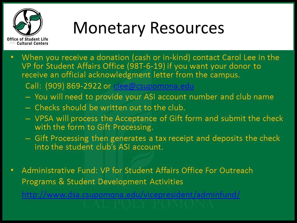Campus Policies & Executive Order