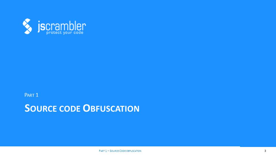 4 Lowers the code quality in terms of readability and maintainability Goall: delay program understanding, hopefully to the point where the time needed for an expert professional to reverse it, clearly exceeds the useful lifetime of the program.