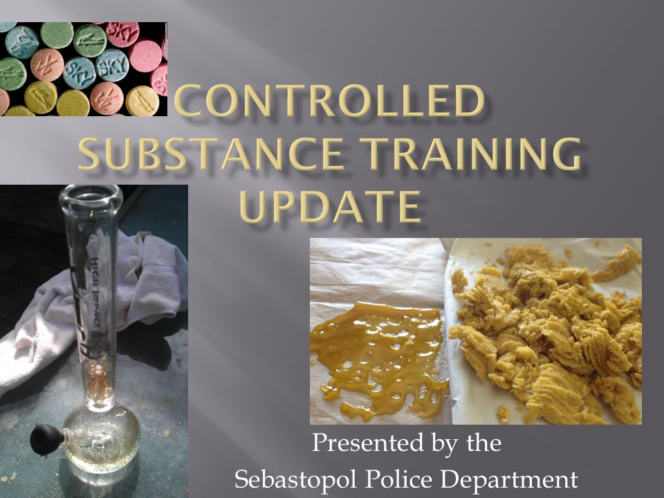  Concentrated THC extracted from cannabis using a chemical process