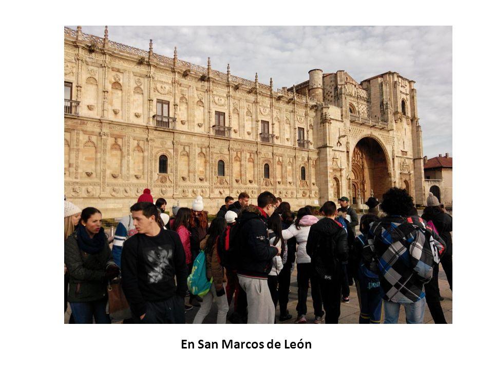 En San Marcos de León - Coro