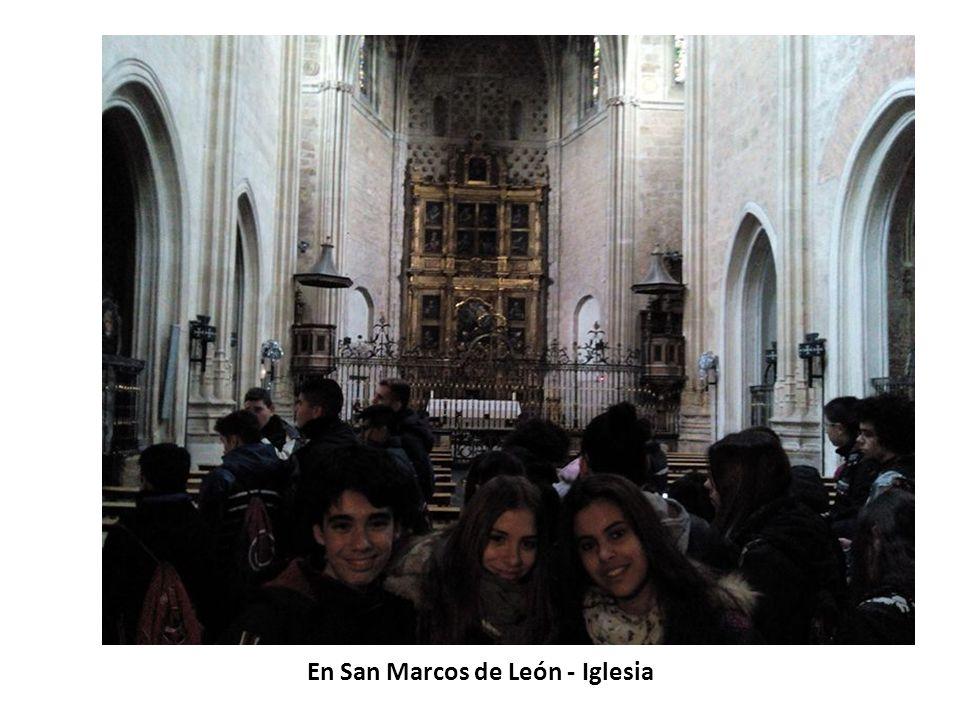 Vista nocturna de Santiago de Compostela