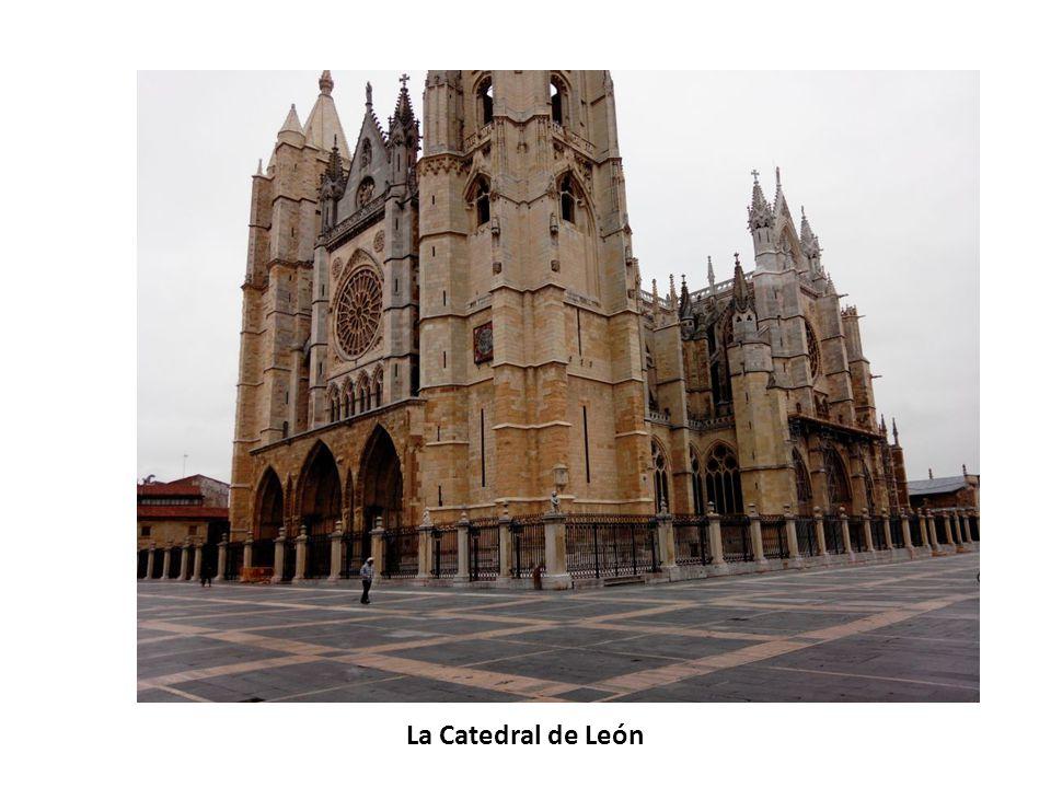 Maqueta de la ciudad de León
