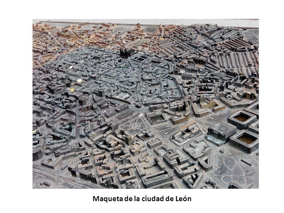 Paseando por El Húmedo en León