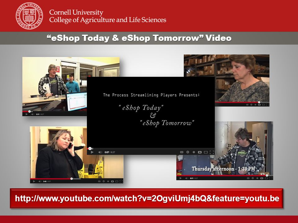 eShop Today & eShop Tomorrow Video eShop Today & eShop Tomorrow Video http://www.youtube.com/watch?v=2OgviUmj4bQ&feature=youtu.behttp://www.youtube.com/watch?v=2OgviUmj4bQ&feature=youtu.be