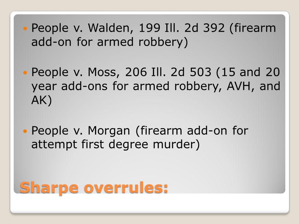 People v.Hauschild, 226 Ill.