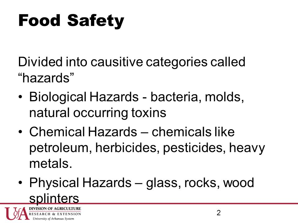 43 Specifications for ingredient make-up, quality, physical and microbial contaminant levels » Letter of guarantee » Certificate of analysis Ingredient Control