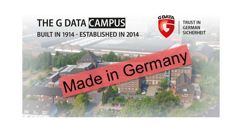  Founded in Bochum, Germany in 1985. Global head office & development: Bochum.