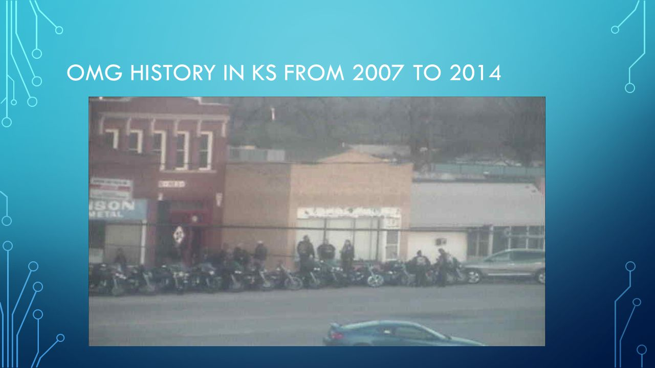 OMG HISTORY IN KS FROM 2007 TO 2014