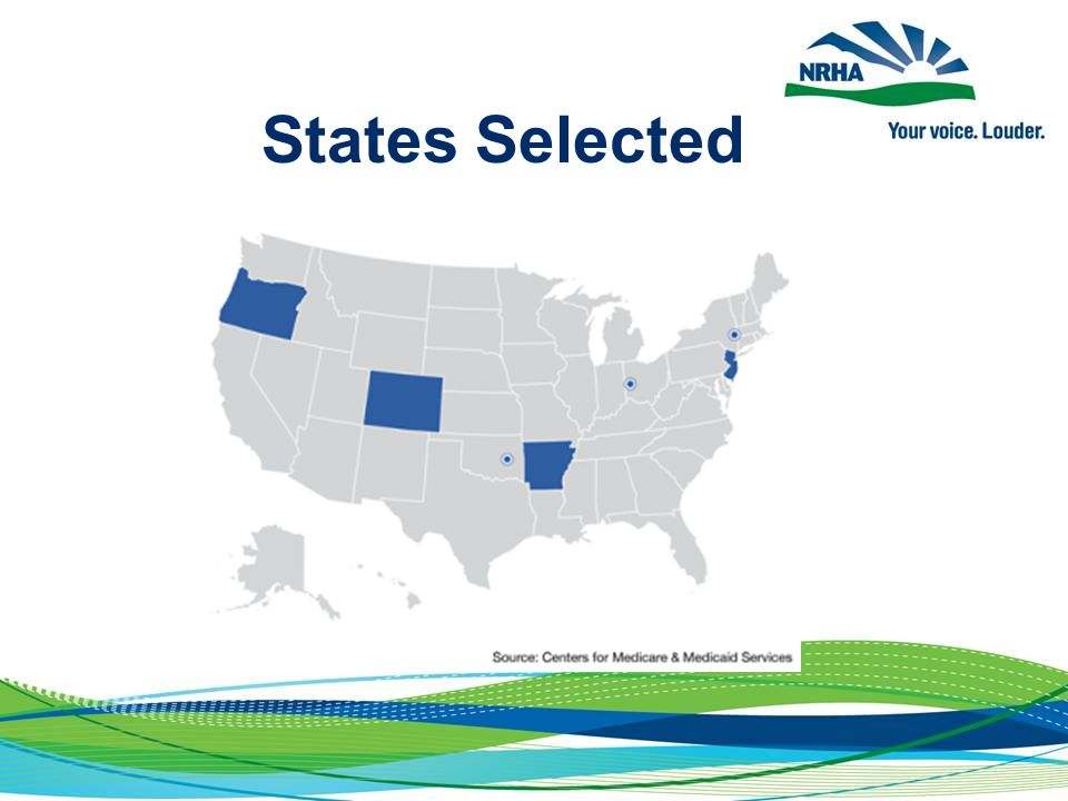 States Selected