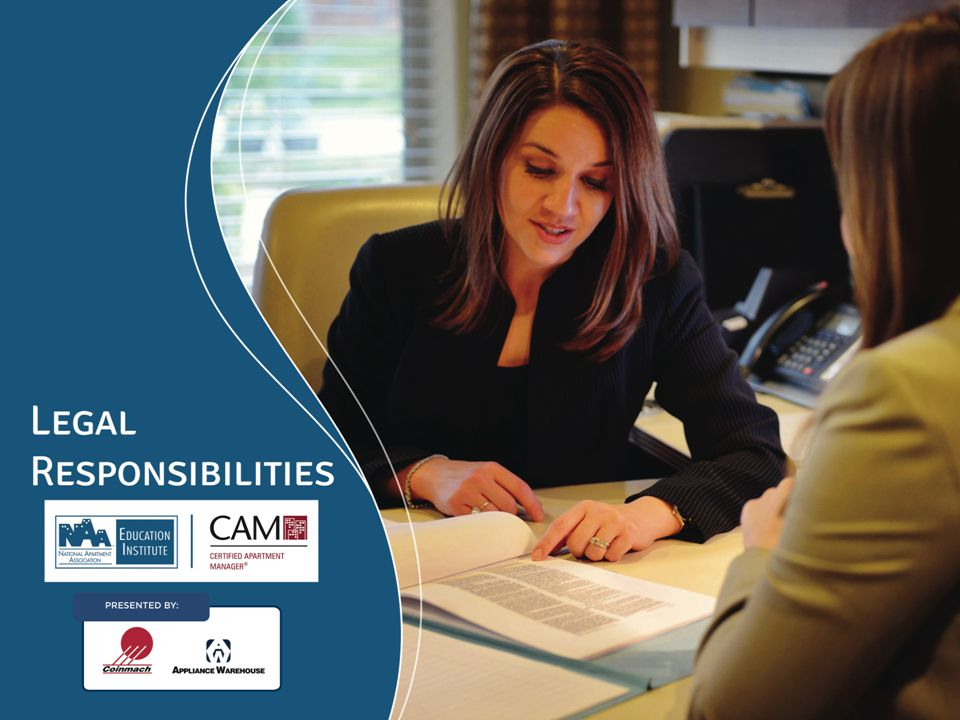 Course 2: Legal Aspects & Responsibilities Chapter 2 22 Standard Sections of a Contract Scope of work Term or termination Hold harmless agreement General waiver or release Independent contract agreement Equipment Lease